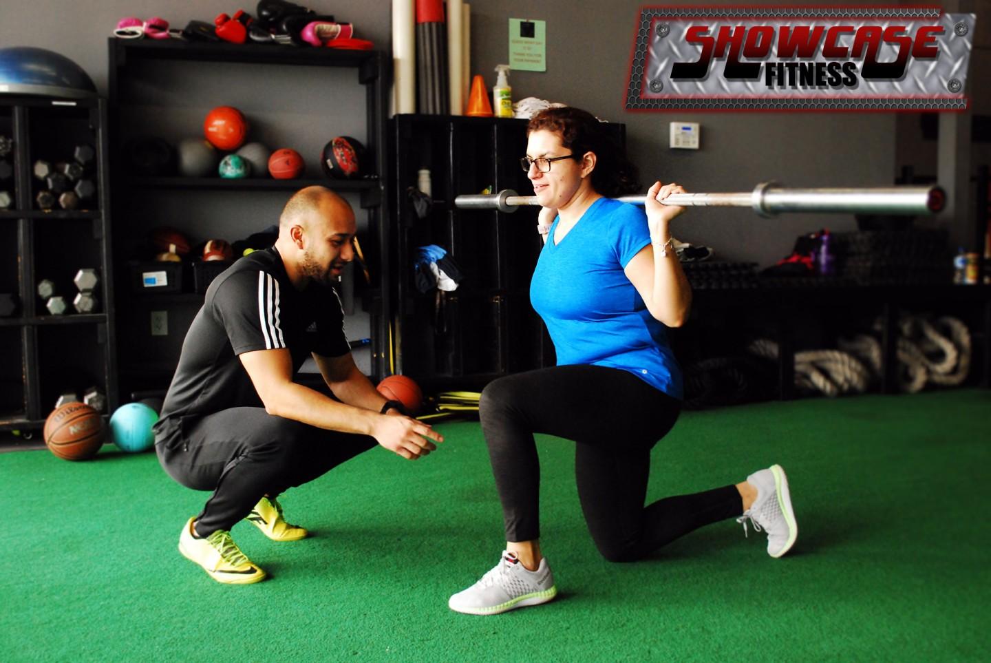 showcase fitness personal training san antonio texas